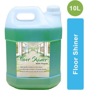 FS-10L Floor Shiner, Floor Polish