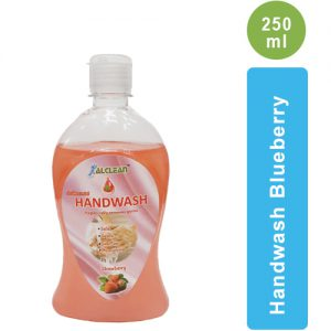 HW-S-250ML Strawberry Handwash
