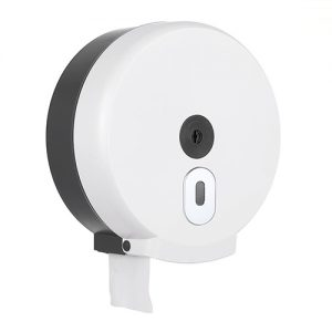 Wall Mounted Round Tissue DispenserWall Mounted Round Tissue Dispenser