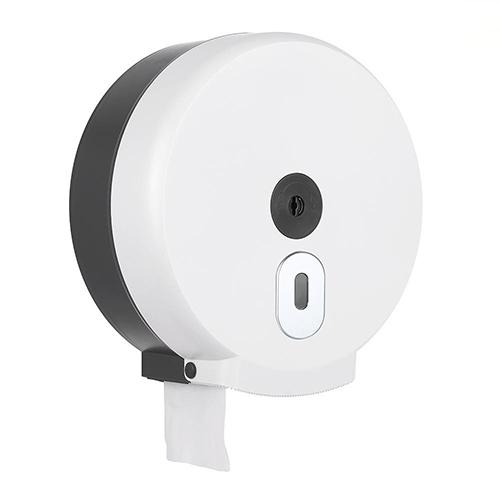 Wall Mounted Round Tissue DispenserWall Mounted Round Tissue Dispenser