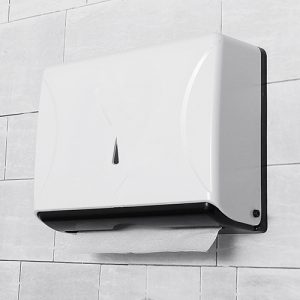 TH-512 Wall Mounted Square Tissue Dispenser