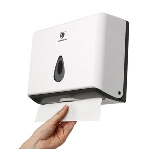 Wall Mounted Tissue Dispenser