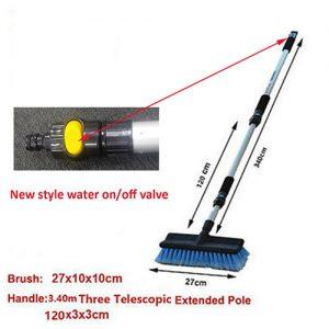 Telescopic Wash Brush