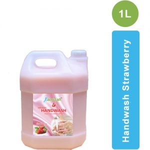 HW-S-1L Strawberry Handwash