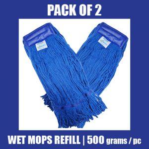 Wet Mop Refill - BLUE