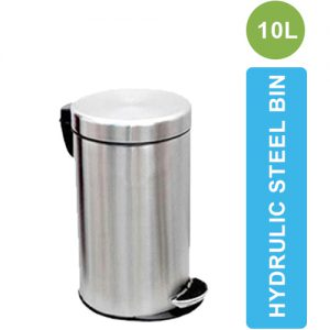 ASD-07-10L Stainless Steel Dustbin with Pedal