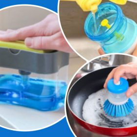 Dishwashing Made Trouble Free by Alclean