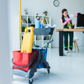 3 Reasons to Have a Clean Workplace