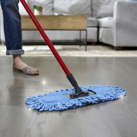 How to Bring Back the Shine of a Dull Floor